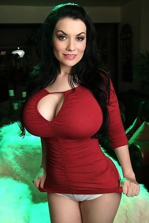 Big Boobs Dress Porn Pictures