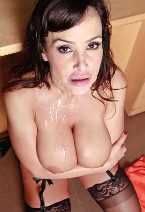 Big Boobs Bukkake Porn Pictures
